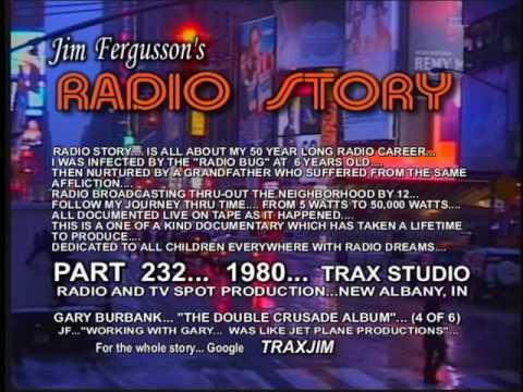 JIM FERGUSSON COMEDY - GARY BURBANK!!! - NETWORK SNAFU - FERGUSSON/TRAX - RS 840NEW