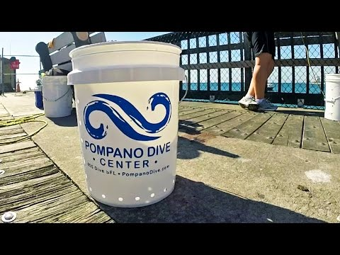 2016 Pompano Beach Pier Clean Up