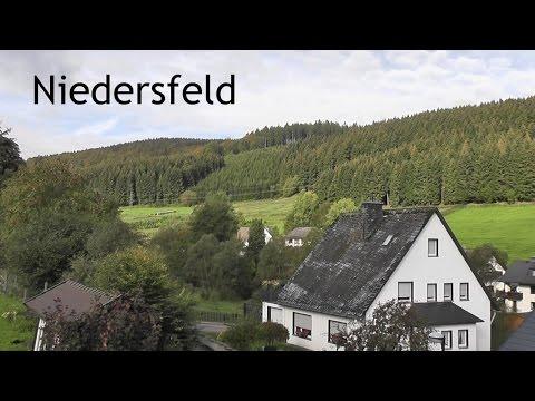 GERMANY: Niedersfeld village (Sauerland) [HD]