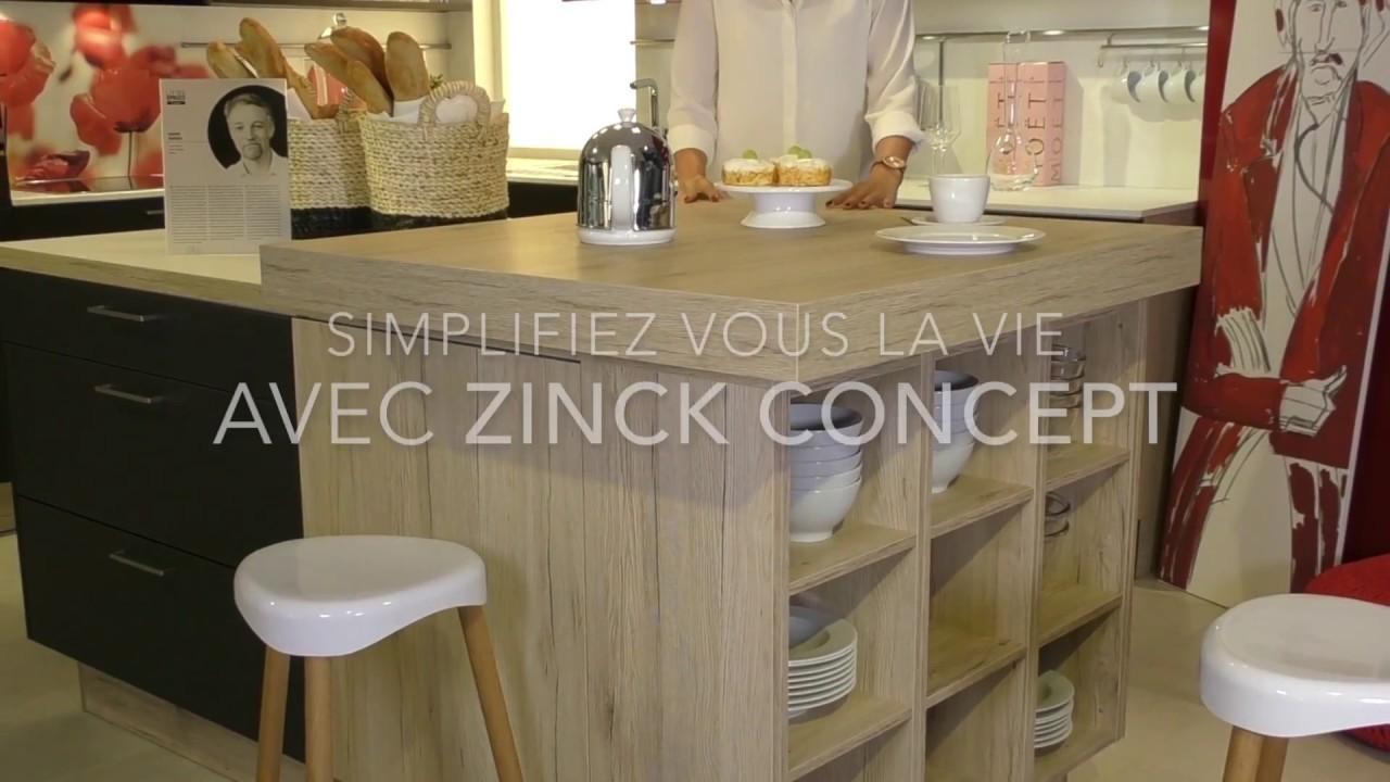 simplifiez vous la vie zinck concept youtube. Black Bedroom Furniture Sets. Home Design Ideas