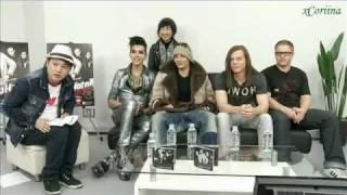 [Español] Ɲɪϲο Ɲɪϲο ɭɪѵɛ Part 1/2 - Tokio Hotel interview - Tokyo, Japan (11.02.2011)