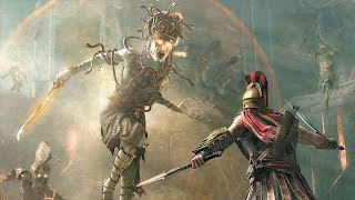 Video de EPICO COMBATE EN *ASSASSIN´S CREED ODYSSEY*