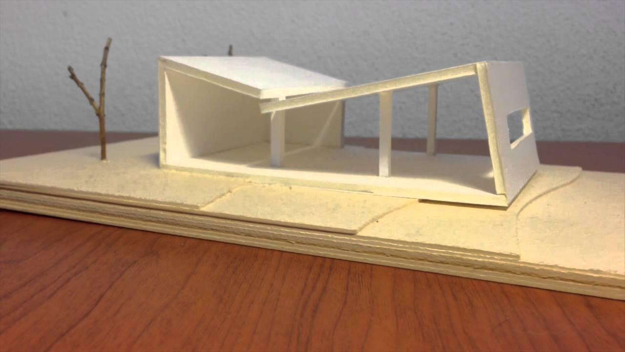 Architecture student model restaurant beach concept for Architectural concepts for restaurants