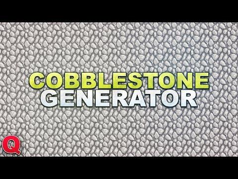 Minecraft - Kleiner AFK Cobblestone Generator - (Quick) Tutorial 1.12