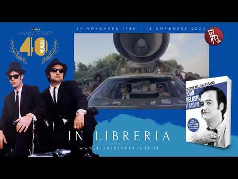 JOHN BELUSHI, LA BIOGRAFIA DEFINITIVA   Booktrailer Youtube 2