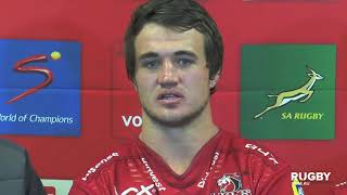 2018 Super Rugby Round 14: Lions press conference