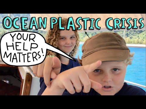 Ocean Plastic Crisis - Your Help Matters!