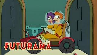 FUTURAMA   Season 1, Episode 2: Moon Ride   SYFY