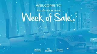 SEA Week Of Sales 2020 Ending