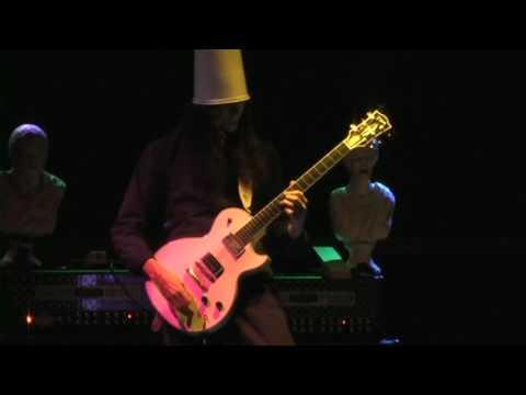 Buckethead - King James - 9/20/08 Mishawaka Amphitheatre