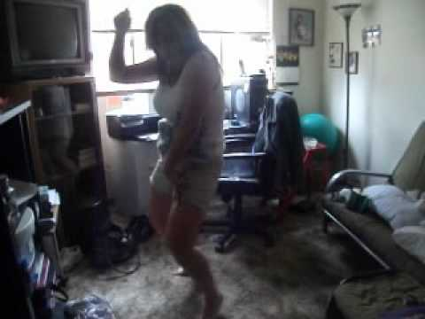 Mom Dancing to RockBerry Jam by LA Dream Team