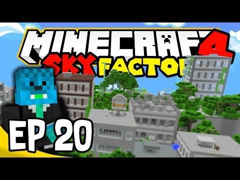 minecraft:-pronaŠao-sam-*tajni*-grad-[#20]-sky-factory-4