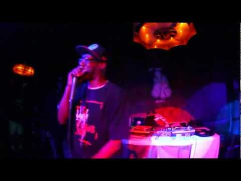 """Coke La Rock, Triple Ace and Dj Ice""  Bronx Legends Tour 2012"