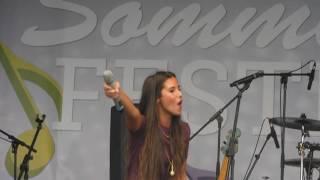 Sarah Lombardi live in Posthausen bei Dodenhof - Nur mit dir