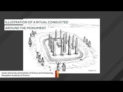 #Ancient #Turkic Monument #Discovery of #ruins of ancient Turkic #runic #
