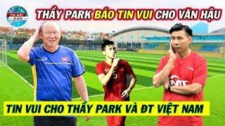 Tin Bóng Đá Việt Nam 9/10: Tin Vui Cho Thầy Trò HLV Park Hang Seo Trước Đại Chiến Với Malaysia