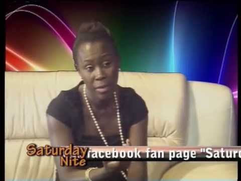 Tara Fela-Durotoye reveals make up secrets on Saturday Nite with thecla wilkie