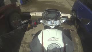 [И.М.] Как Переключать Передачи На Месте, На Любом Мотоцикле.