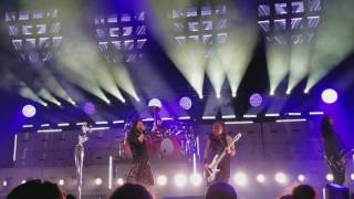 Korn - Blind; DTE Energy Music Theatre; Clarkston, MI; 7-30-2017