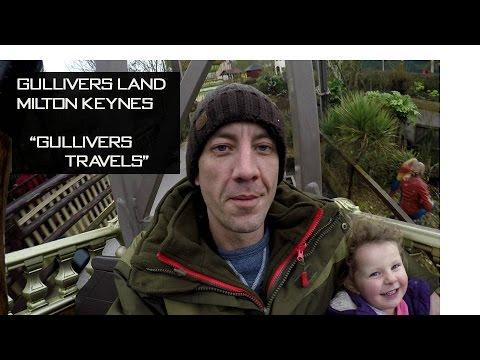 "Gulliver's Land Milton Keynes - ""Gullivers Travels"""