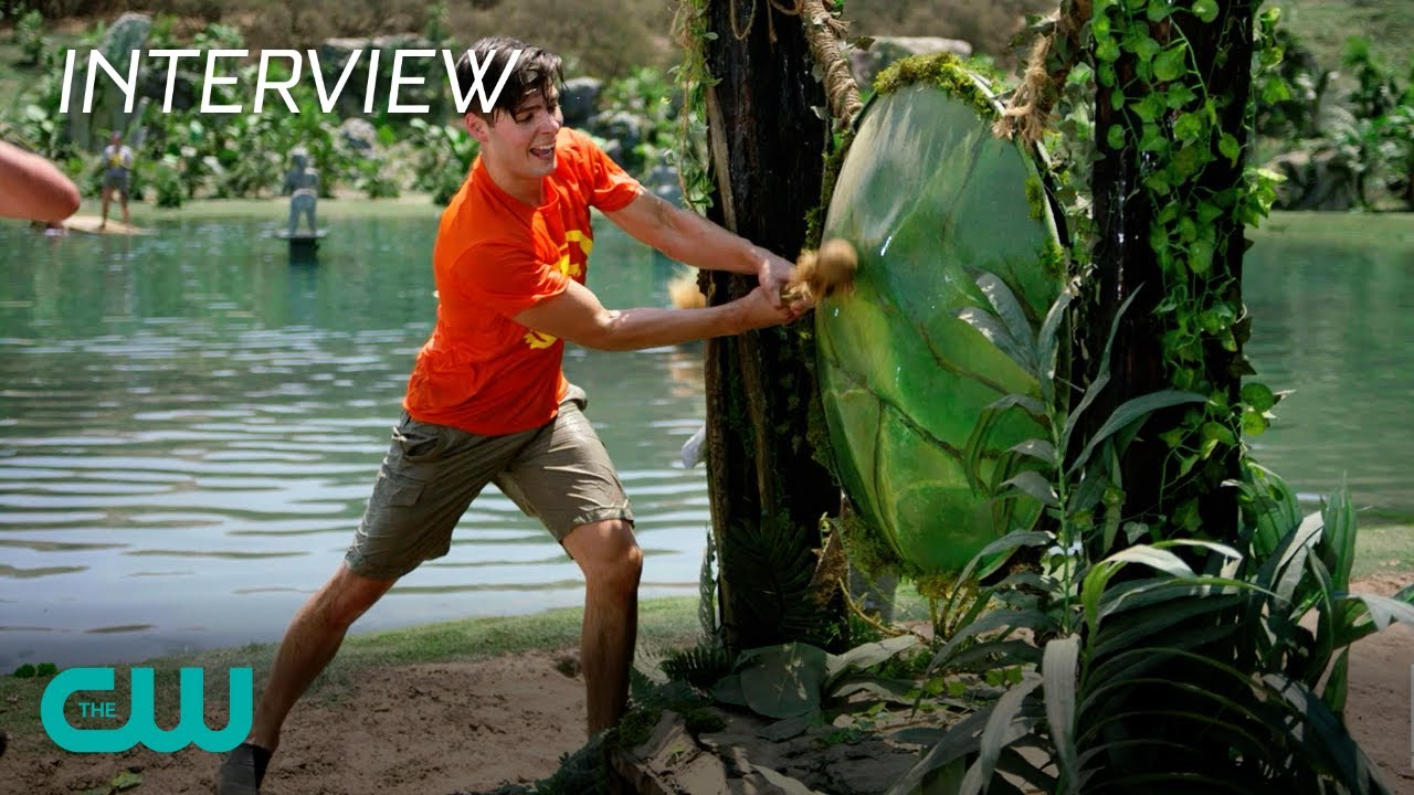 Download Legends of The Hidden Temple   Featurette – From The Ashes Reborn   The CW