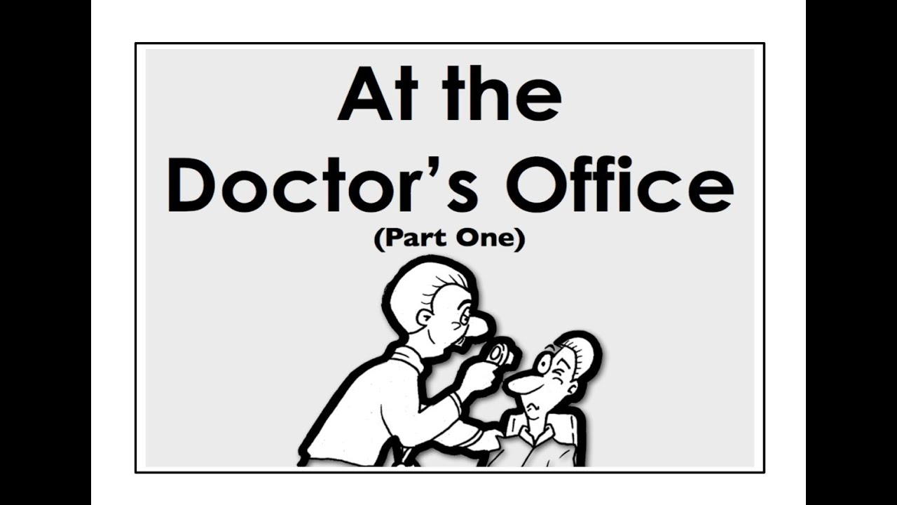 Doctor S Office Sign For Kids