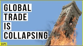 Global Trade Is COLLAPSING as Economy Enters PANIC MODE! China Slowdown Accelerates!