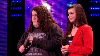 Потрясающий оперный дуэт из Britain's Got Talent, Шарлотта и Джонатан