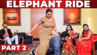 Baixar Archana's யானை சவாரி on VJ Ashiq | Alya Manasa & Anitha Sampath | AAA Show | GP 1.2