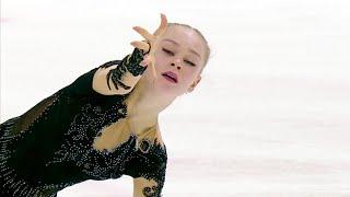 Мария Захарова Произвольная программа Девушки Сызрань Кубок России по фигурному катанию 2021 22