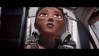 Океаноборец / The OceanMaker (2014) Короткометражный мультфильм про апокалипсис