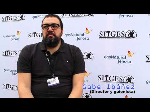 Entrevista a Gabe Ibáñez por