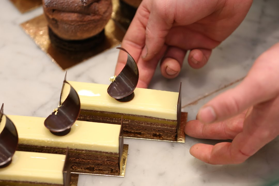 The making of Vincent Vallée's winning flavors for Harrods