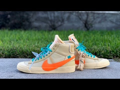 nike x off white all hallows eve