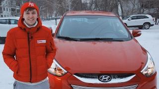 Обзор Hyundai ix35 2015 года Новосибирск смотреть