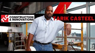Million Dollar Real Estate Developer Tarik Casteel, TLC Construction & Renovations, Interview
