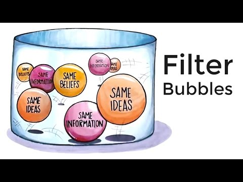filter bubbles What is the difference between an echo chamber and a filter bubble an echo chamber refers to both offline and online polarisation of information [cont].