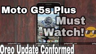 Moto g5s plus Oreo Update 8.1|| battery backup Tips moto g5s
