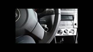 Замена салонного фильтра VW Polo Sedan