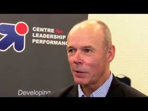 Sir Clive Woodward - Building High Performance Teams