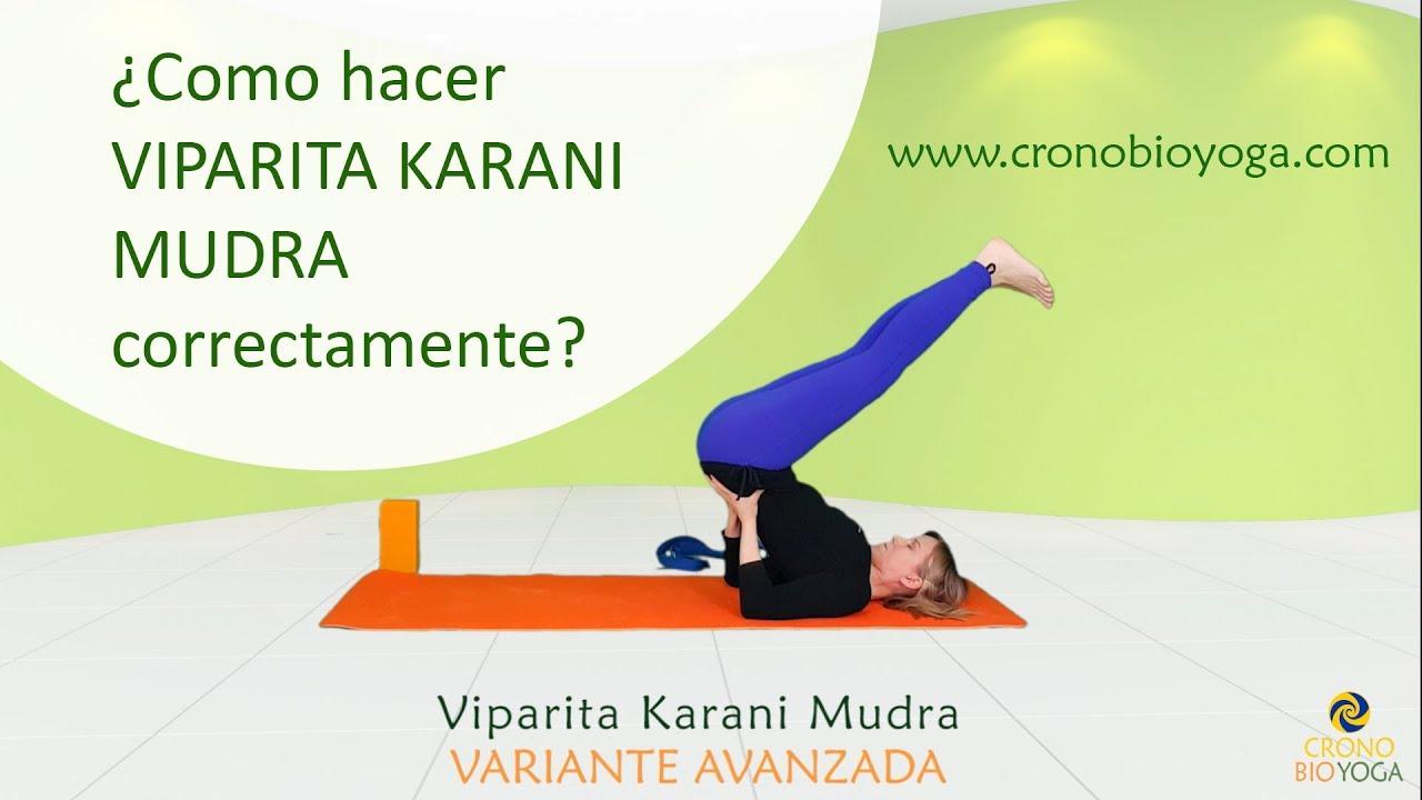 Viparita Karani Translation