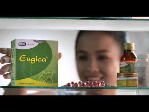 Eugica - Trị ho hiệu quả từ thảo dược (30s)