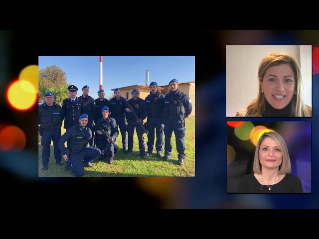 Daniela Caputo, segretaria del sindacato dei dirigenti di Polizia penitenziaria