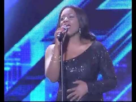 Irene Logan's Performance on GLO X FACTOR Results Show