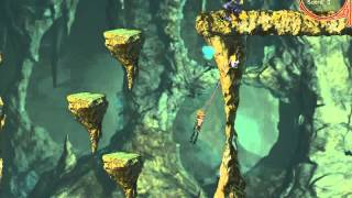 Wik & the Fable of Souls Challenge Mode Up Up and Away