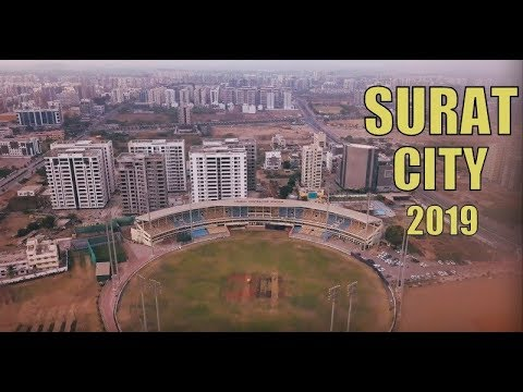 Surat City || 2019 || Full View & Facts || Gujarat || India || Debdut YouTube