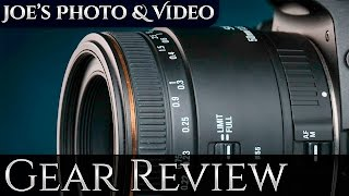 Sigma 50mm f/2.8 EX DG Macro Lens (On APS-C) | Gear Review