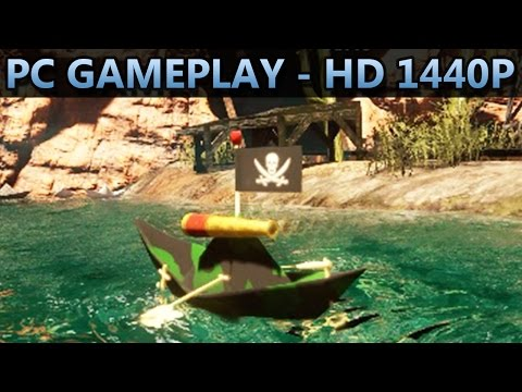 My Paper Boat | PC GAMEPLAY | HD 1440P