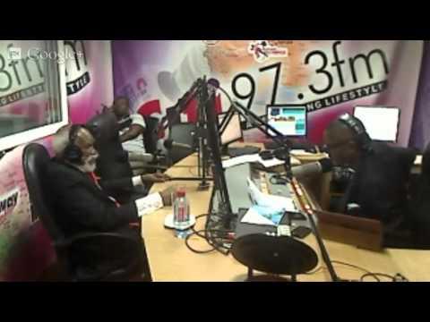 VCRAC Crabbe on Citi Breakfast Show