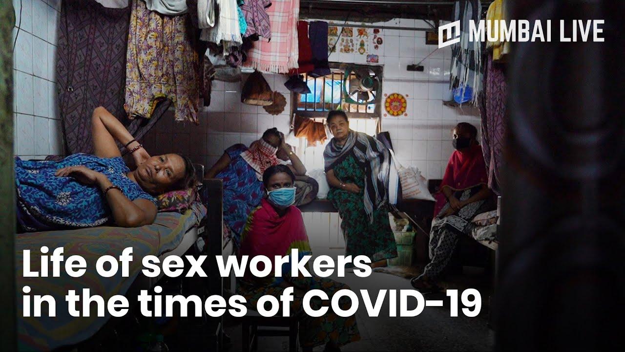 Life of sex workers inside Mumbai's Kamathipura during the coronavirus lockdown | Mumbai Live